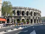 Arena Nimes Südfrankreich